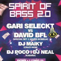 Imagen representativa de Spirit Of Bass 2.0 @ Kabaña