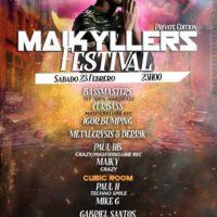 Imagen representativa de Maikyllers Festival @ NON