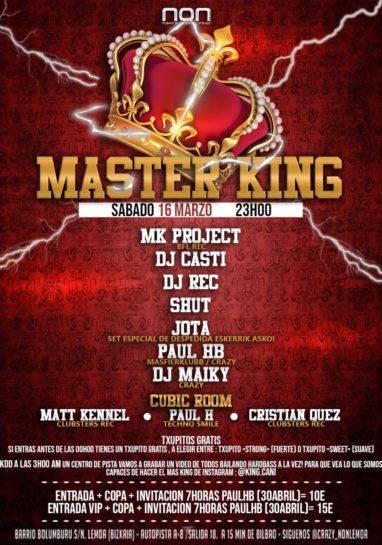Master King @ NON