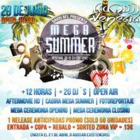 Mega Summer Festival @ Venecia