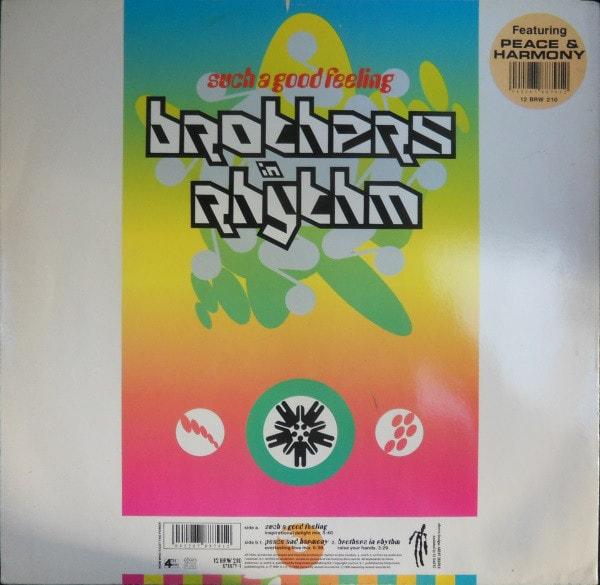 Imagen representativa del temazo Brothers In Rhythm – Such A Good Feeling