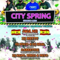 Imagen representativa de City Spring by HardBass Nation