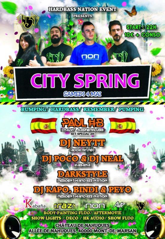 City Spring by HardBass Nation