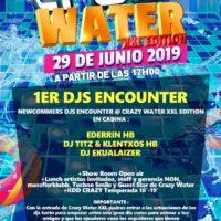 Crazy Water 2019 XXL Edition @ NON Concurso