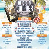 Imagen representativa de Mega Summer Festival 2019 @ Venecia
