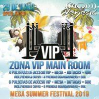 Mega Summer Festival 2019 @ Venecia Zona VIP