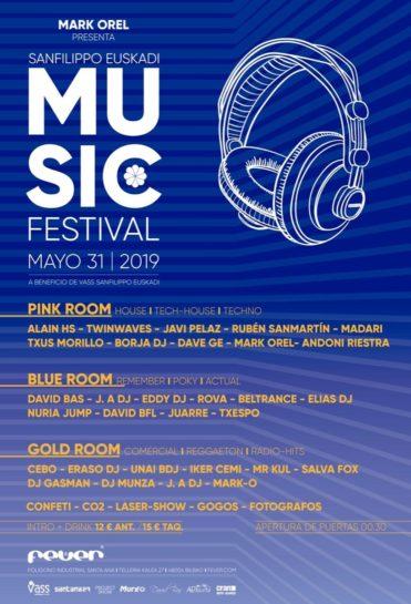 Sanfilippo Music Festival @ Fever