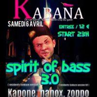 Imagen representativa de Spirit Of Bass 3.0 @ Kabaña