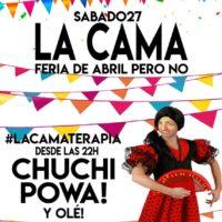 Imagen representativa de Feria de Abril pero no @ La Cama