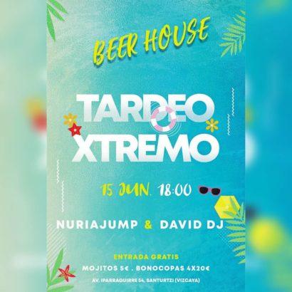 Tardeo Xtremo en Beer House 1