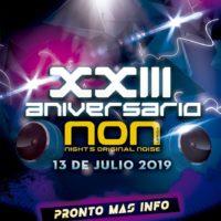 XXIII Aniversario NON