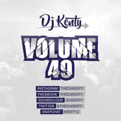 Dj Kenty Volume 49