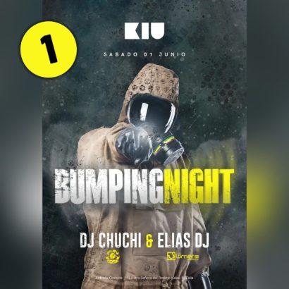 Elias Dj @ Bumping Night KIU 12