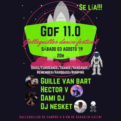 Galleguillos Dance Festival 2019
