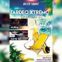 Imagen representativa de Tardeo Xtremo @ Beer House (6 Julio 19)