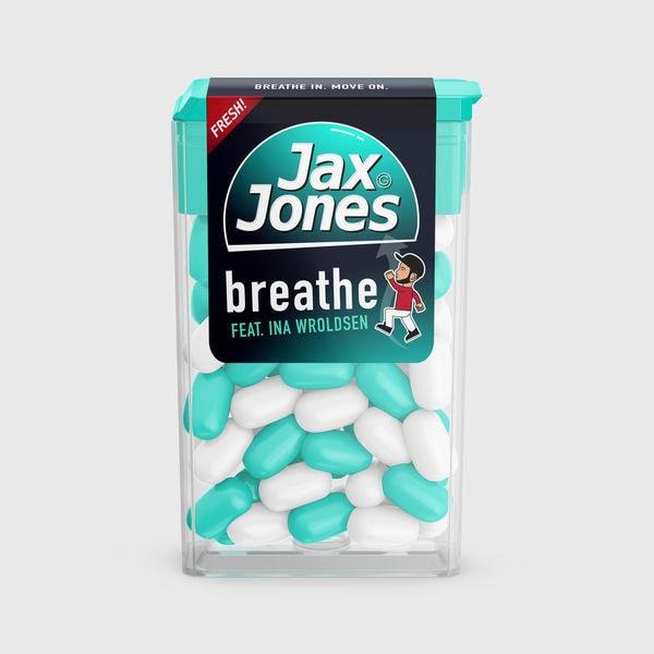 Imagen representativa del temazo Jax Jones – Breathe (ft. Ina Wroldsen)