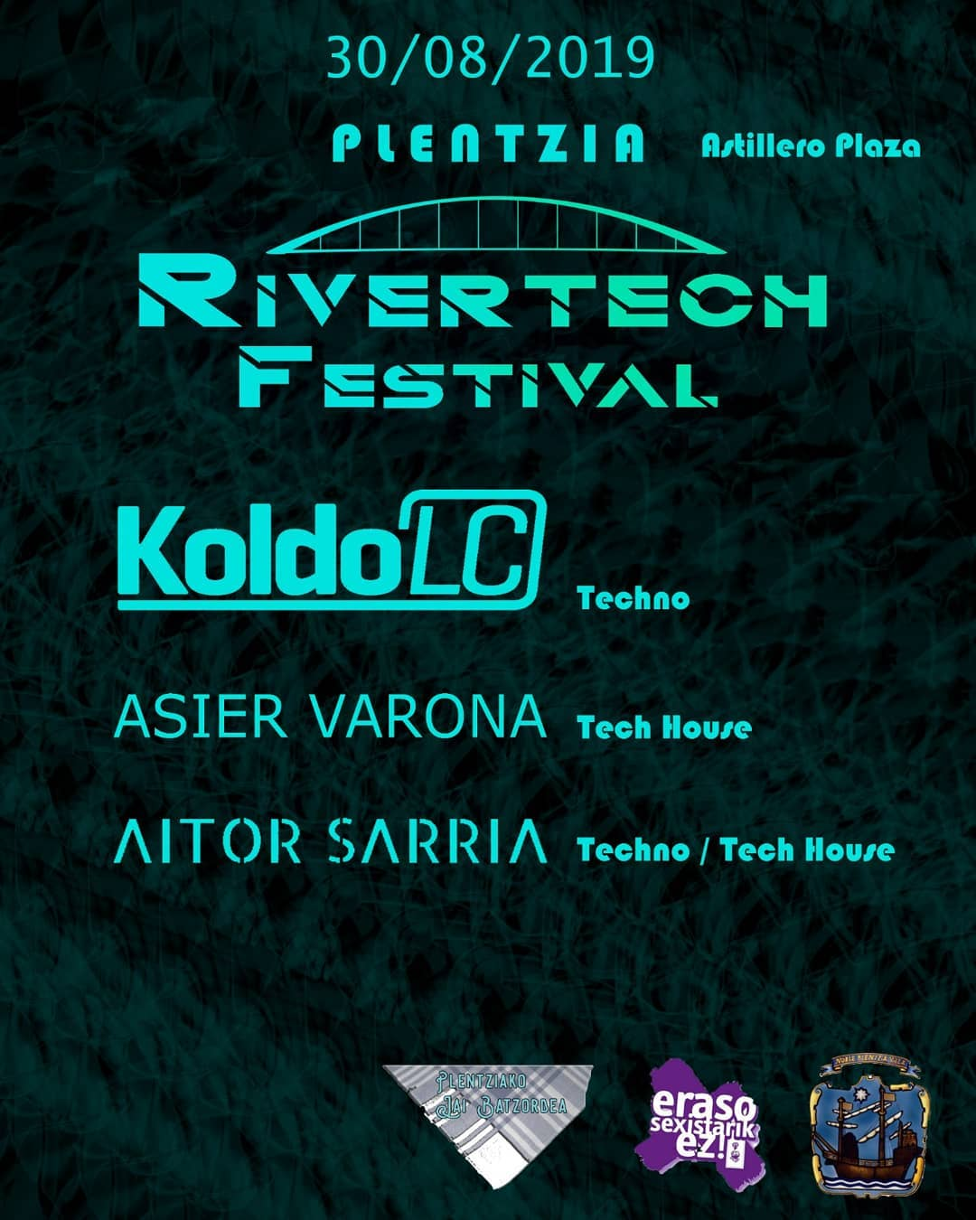 Imagen representativa de Rivertech Festival