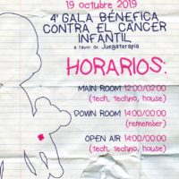 Imagen representativa de 4ª Gala Benéfica Contra el Cáncer Infantil en Zul