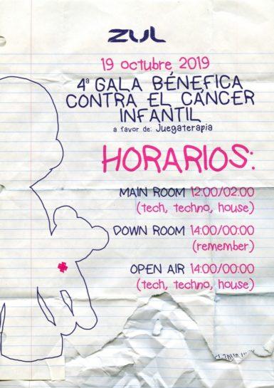 4ª Gala Benefica Contra el Cancer Infantil
