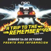 Imagen representativa de A trip to the Remember 90s en NON