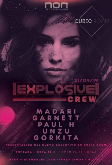 Explosive Crew en NON