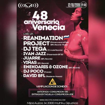 48 Aniversario Venecia
