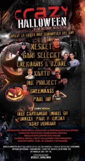 Crazy Halloween 2019 1