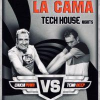 Imagen representativa de Tech House Nights en La Cama (5 Octubre 2019)