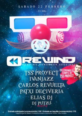 Carnaval @ Rewind