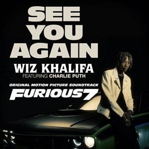 Wiz Khalifa feat. Charlie Puth See You Again