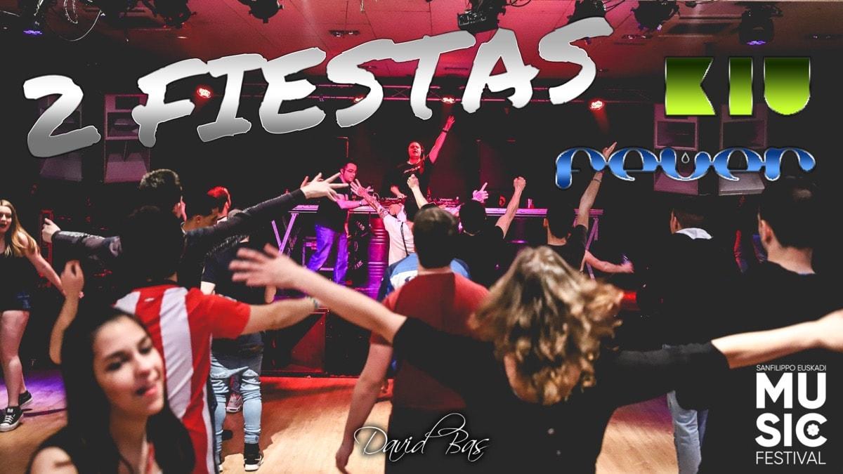 Imagen representativa de El Diario de Elias Dj 46: Fever y KIU