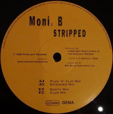 Moni B Striped Sanity Mix