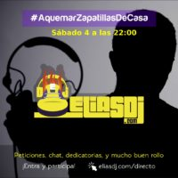 Imagen representativa de A Quemar Zapatillas de Casa (4 Abril) #remember