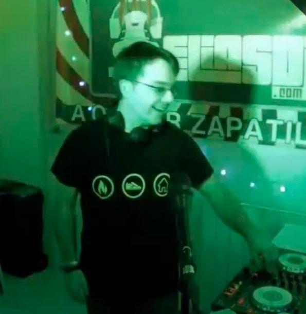Camiseta AQZC