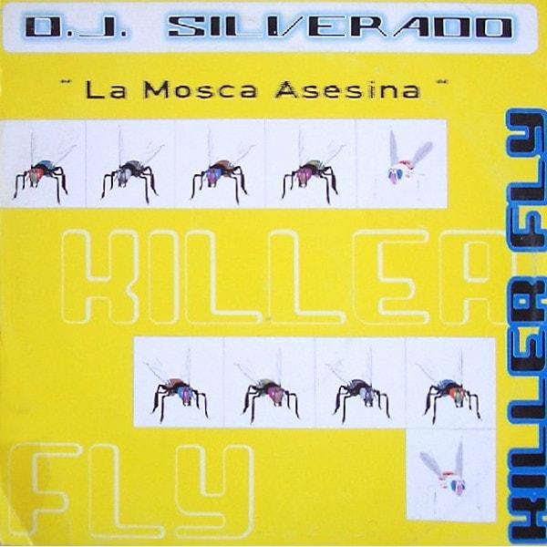 Imagen representativa del temazo DJ Silverado – Killer Fly (Makinita Mix)
