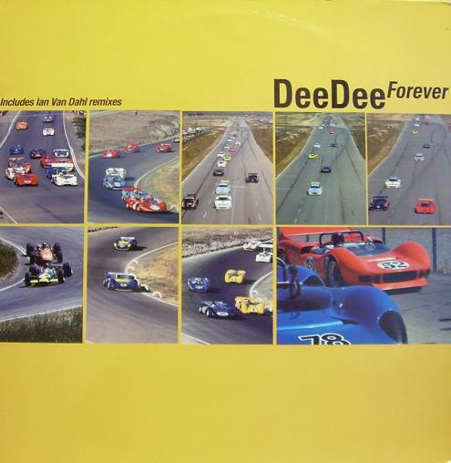Imagen representativa del temazo Dee Dee – Forever (Original Extended Mix)