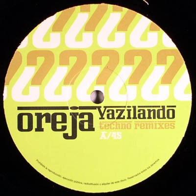 Imagen representativa del temazo Oreja – Vazilando (Alex Trackone Vocal Remix)