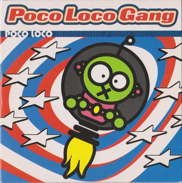 Imagen representativa del temazo Poco Loco Gang – Poco Loco