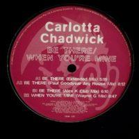 Imagen representativa del temazo Carlotta Chadwick – Be There (Alex K Club Mix)