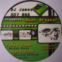 Imagen representativa del temazo DJ James BND 007 – Mixxing Records