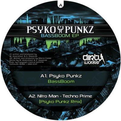 Psyko Punkz – BassBoom EP