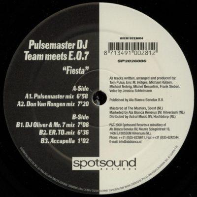 Pulsemaster DJ Team Fiesta