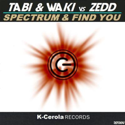 Tabi Waki vs Zedd Find You Spectrum