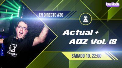 En directo 30 Actual AQZ Vol. 18