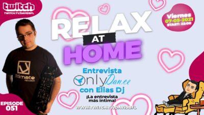 Entrevista en Relax at Home by David BFL