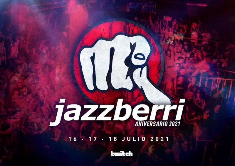 Aniversario Jazzberri 2021 Preflyer