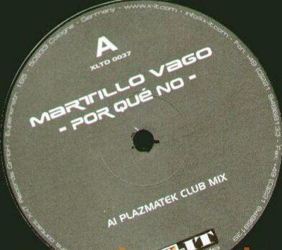 Martillo Vago Por Que No Plazmatek Club Mix